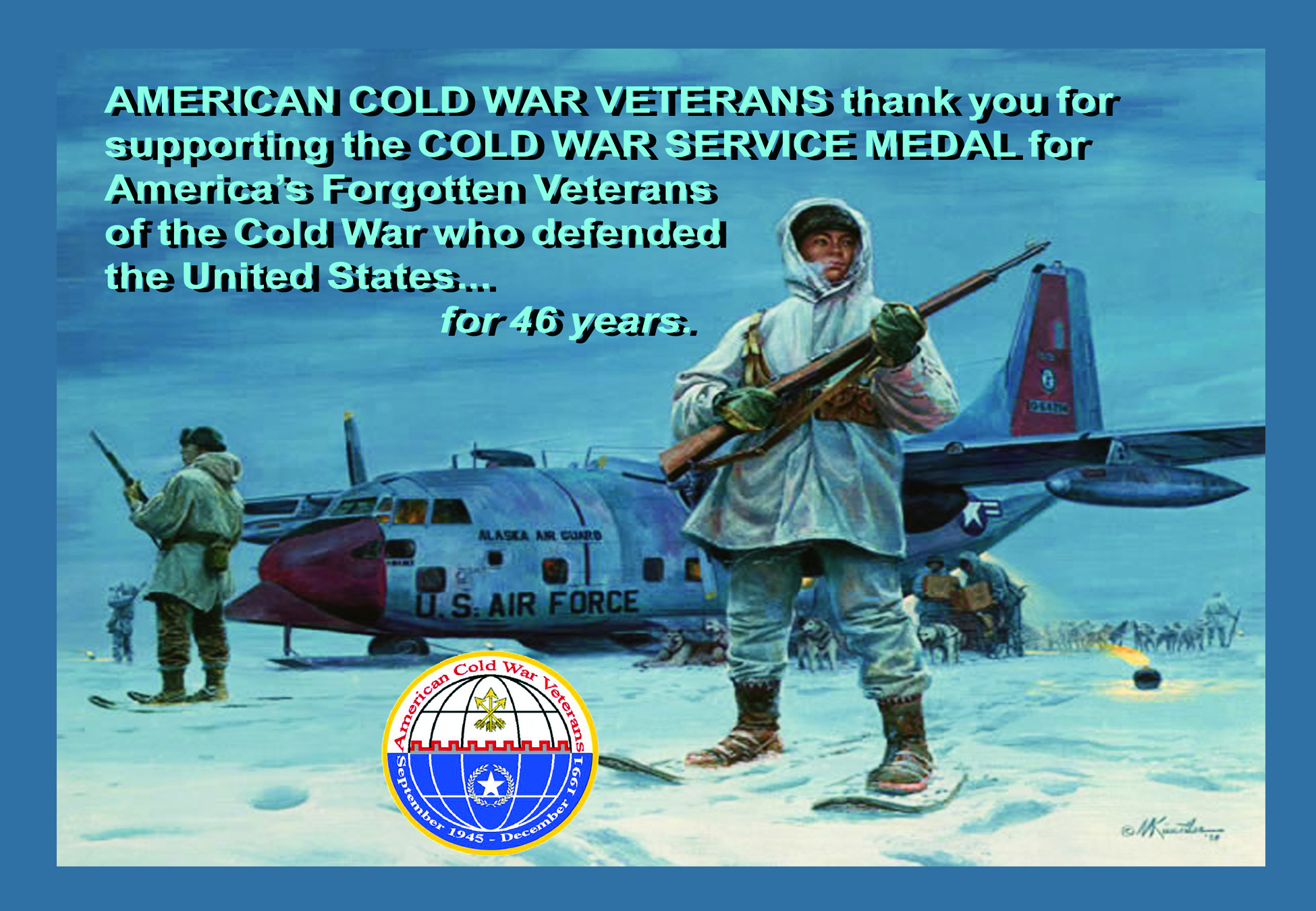 American cold war veterans inc membership home